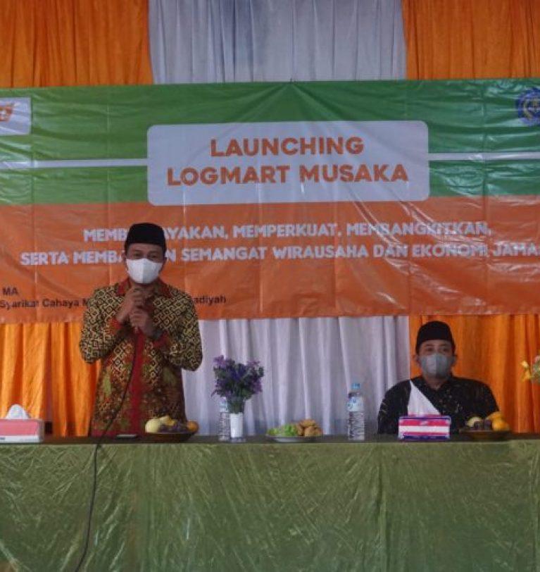 Kembangkan Iklim Entrepreneur, SMK Musaka Gandeng Logmart