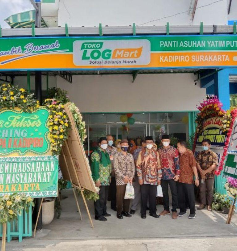 Resmikan Outlet Pertama di Surakarta, 'Aisyiyah Ajak Dirikan Logmart untuk Sambut Muktamar